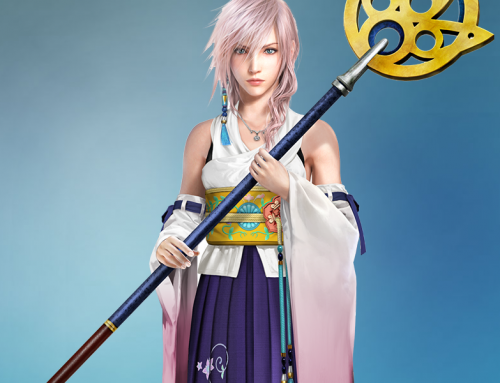 Lightning (Summoner Garb)
