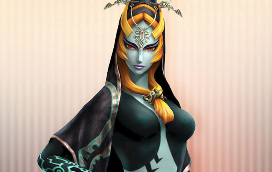 Midna (Twili) from The Legend of Zelda Twilight Princess 2