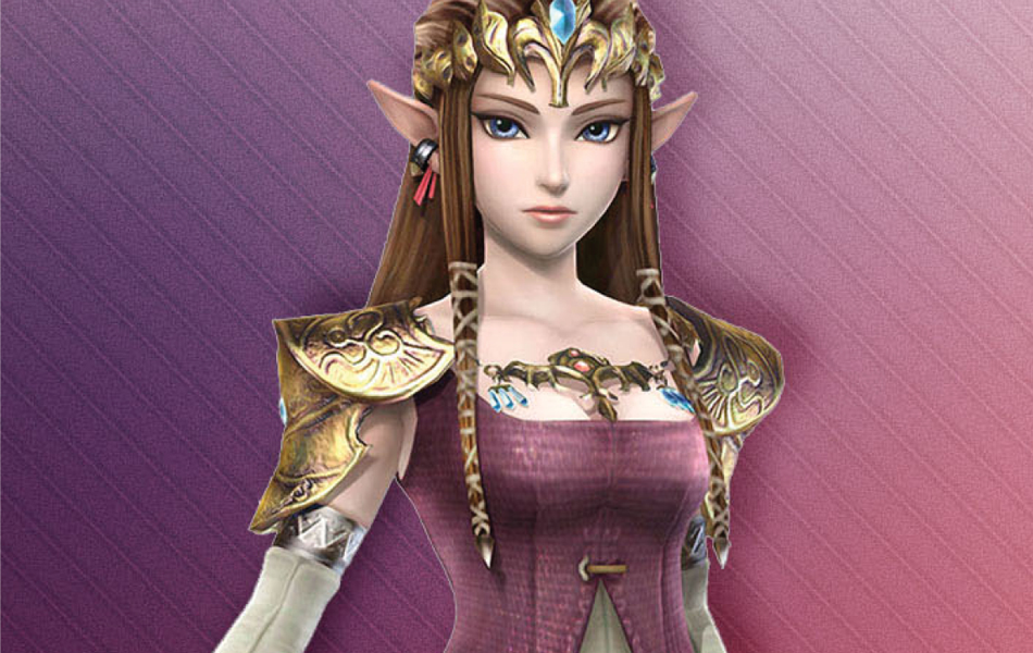 Zelda from The Legend of Zelda Twillight Princess