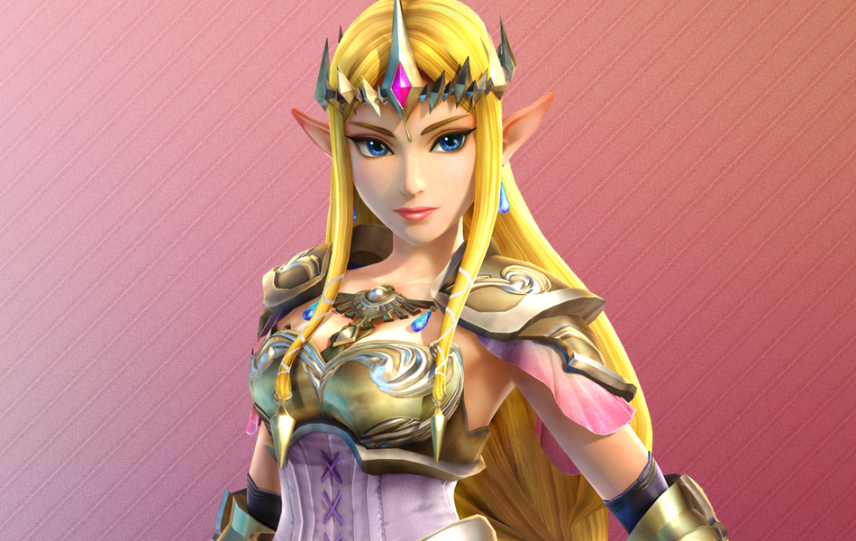Zelda from Hyrule Warriors